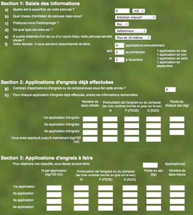 Implantation et d entretien d une pelouse durable for Entretien pelouse prix