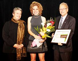 Gagnante prix de la rel ve 2011 f d ration for Au jardin avec melanie gregoire